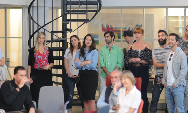 Business club Opero Praha akce vernisáž Contemporary Art