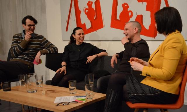 Opero operitiv talkshow prague coworking business Krištof Kintera Michaela Chalupková