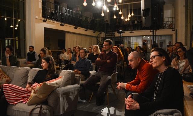Opero operitiv talkshow prague coworking business