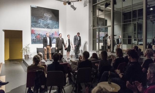 Opero events Prague coworking theatre divadlo Bull