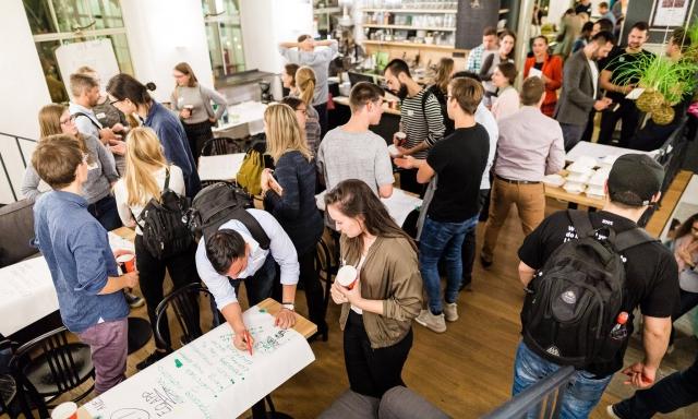 Loono Opero Prague Business club workshop coworking Praha