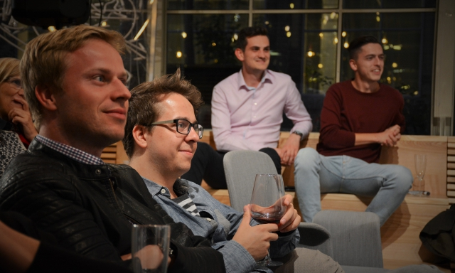 Talkshow Operitiv v coworkingovém centru Opero