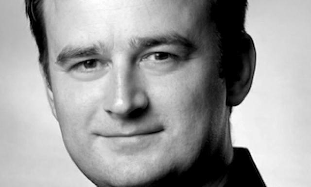 Ján Simkanič v Operu na Marketing Monday