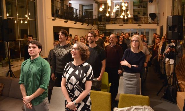 Opero žárovky event coworking praha