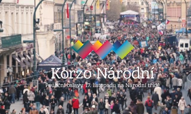 Benefiční večer Korzo Národní 2019 v Operu