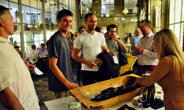 Wine pop-up, Vino Markuzzi, Praha 1