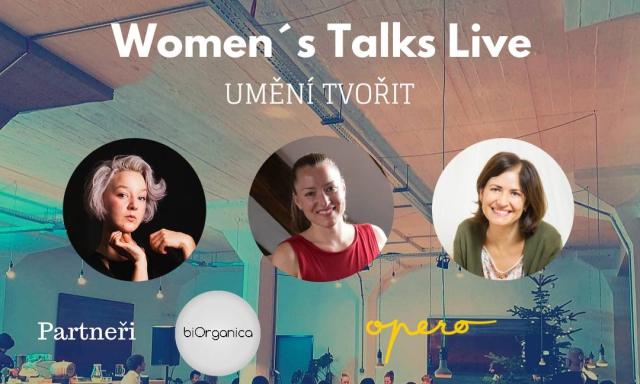 Women talks, Opero, event, Praha