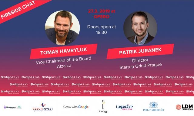 Startup grind, Opero, Event, Prague