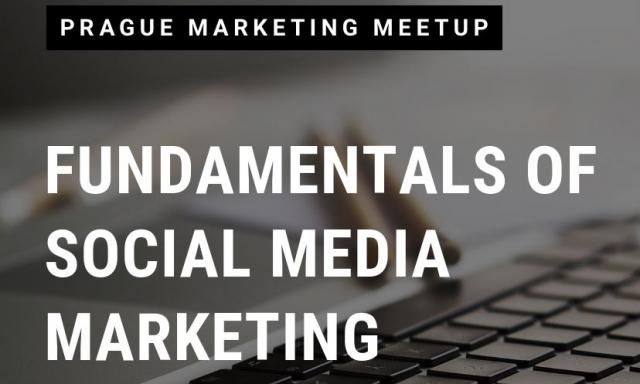 Prague marketing meetup, Praha, marketing, social media, social media marketing
