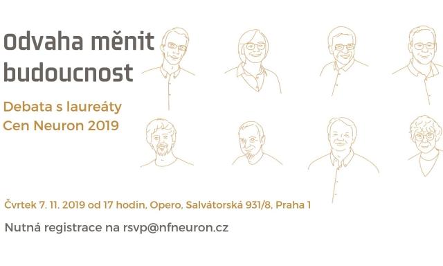 Debata, věda, NF Neuron, Opero, vzdělání, výzkum, akademie věd, Praha,