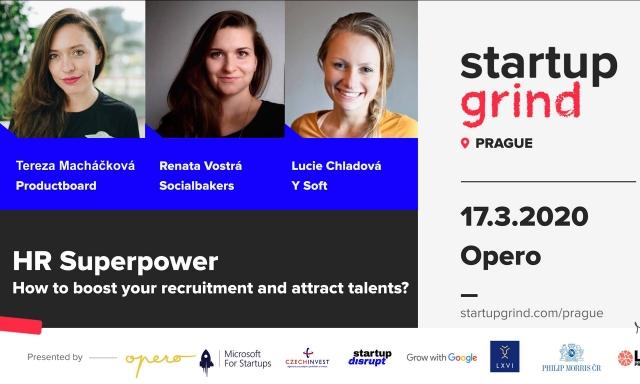 Startup Grind Prague