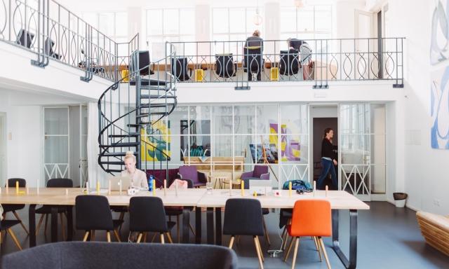 kanceláře, budoucnost, coworking, sdílený prostor, opero, praha 1, flexibilní