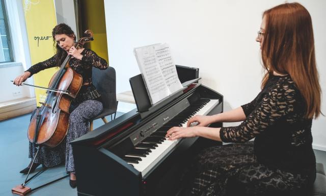 Muzikanty z Music Academy  Prague