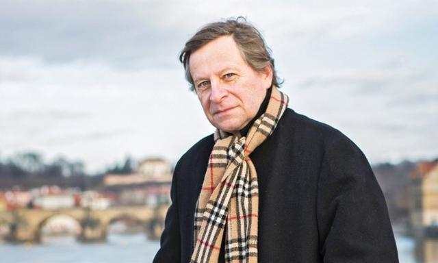 Architekt Zdeněk Lukeš