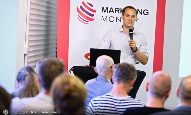Marketing Monday Opero coworking praha workshop event