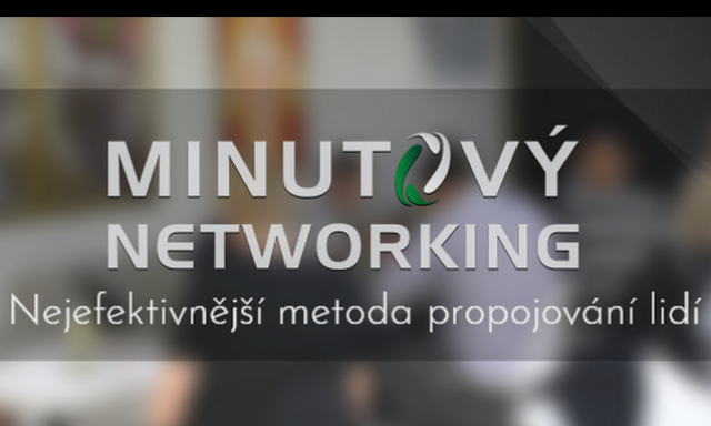Coworking Opero - Minutový networking