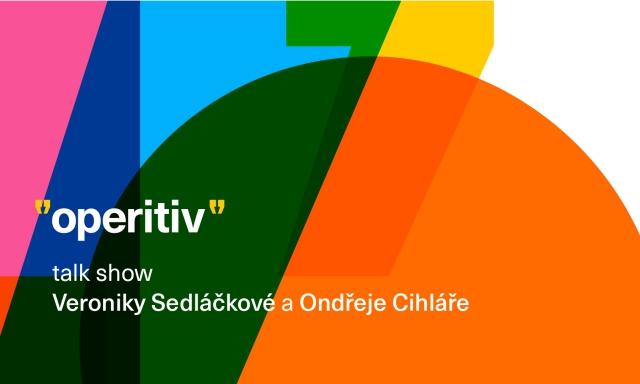 operitiv, talkshow, Opero, Praha, akce, goout