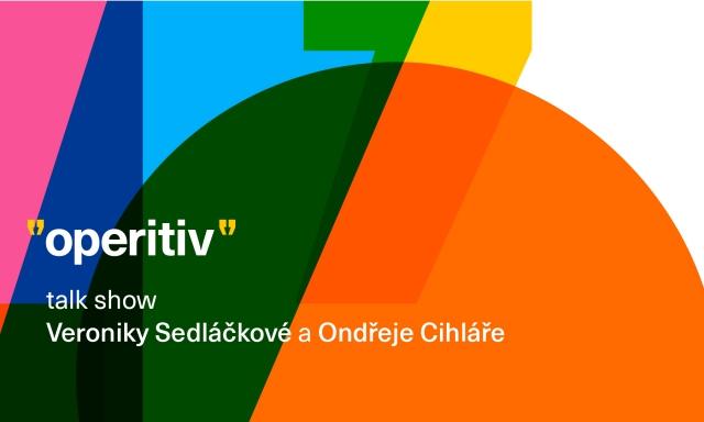 Operitiv, talkshow, Praha
