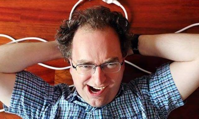 Patrick Zandl - founder of mobile.cz, lupa.cz and stream.cz