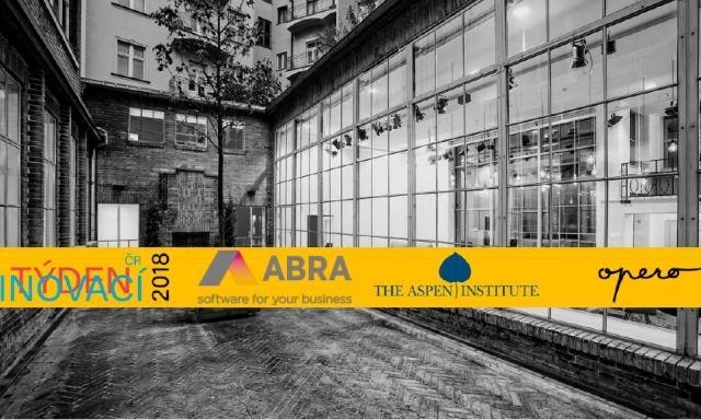 Opero týden inovací Ambra Aspen Institute coworking Praha