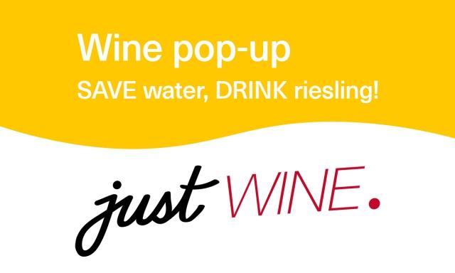 just wine, wine popup, praha, Opero, víno, akce, event, naturální vína, riesling,