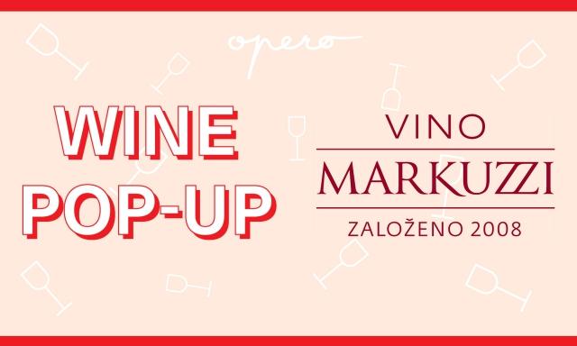 wine pop-up, wine, Opero, víno, párty,