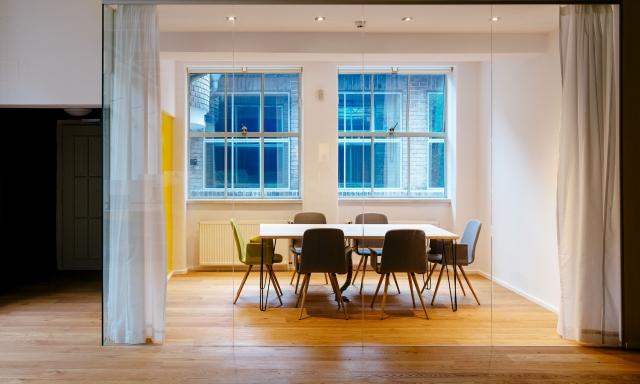 Opero coworking prague 1 meeting room working space