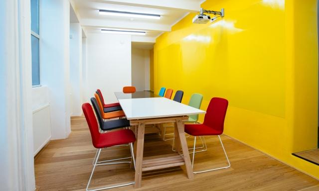 Opero coworking prague 1 meeting room workshop working space creative rental