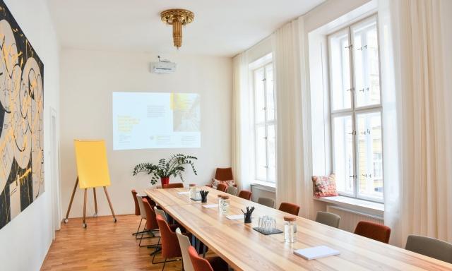 Zasedací místnost pro Vaše jednání, Otakar, Opero, Praha 1, coworking