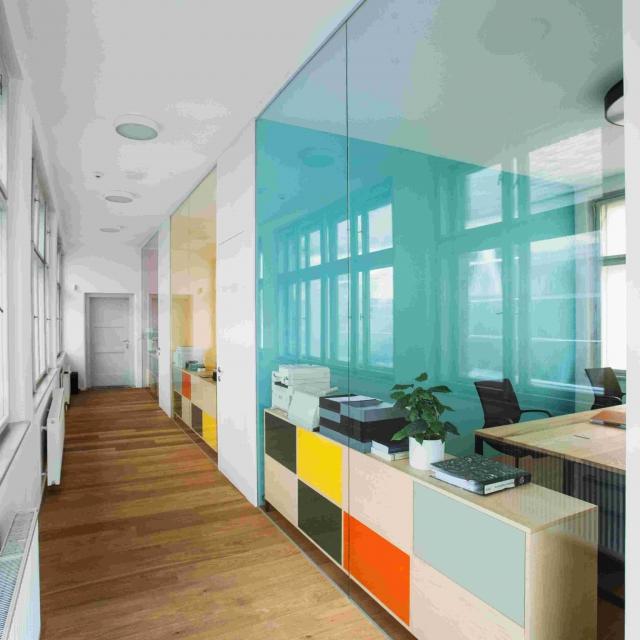 Opero coworking Praha 1 kancelare