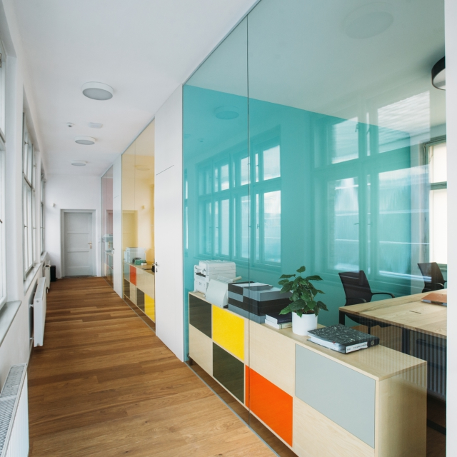 Opero - Premium coworking space in Prague 1