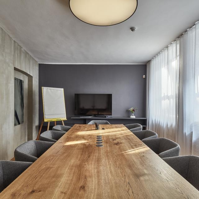Luxusní meeting room k pronájmu na Praze 1