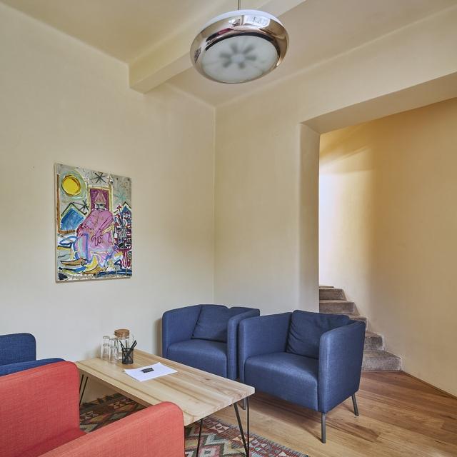 Opero - Premium coworking space in Prague 1