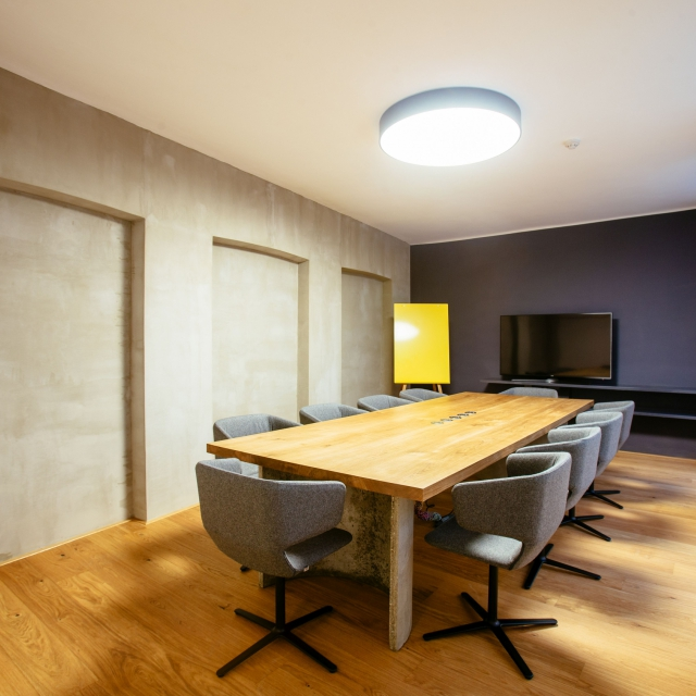 prague meeting room boardroom opero business club coworking