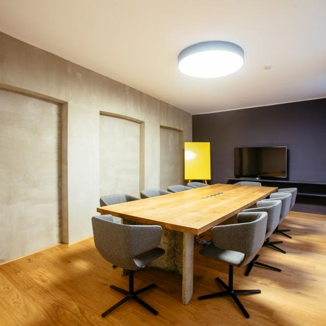 prague meeting room boardroom opero business club coworking