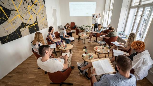 meeting room in Prague, my 2.0 marvan shamma, workshop, Opero, business hub