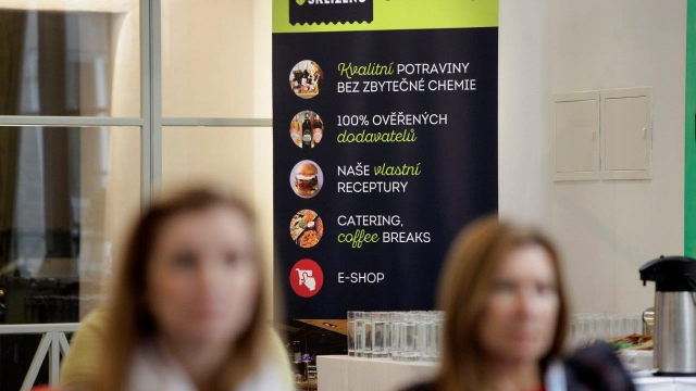 Economia Zdravý manažer Opero coworking Prague