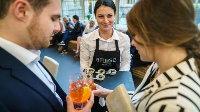 Aperol Spritz Food Blog Roku Opero Coworking
