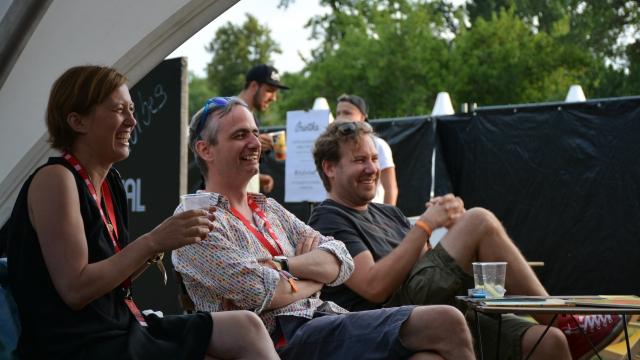 Forbes / Opero Forum na Metronome Festivalu