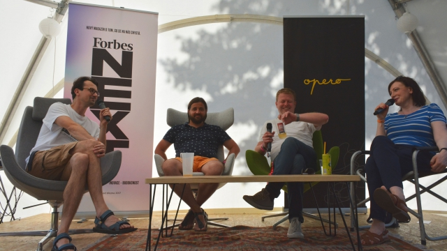 Forbes / Opero Forum at Metronome Festival