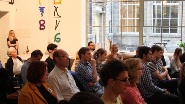 Premium coworking space Opero event Operitiv talkshow prague