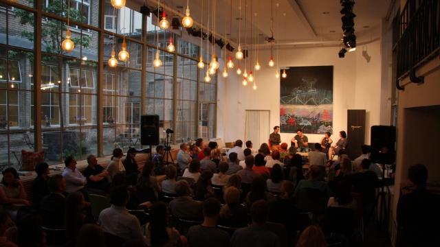 Zasedací místnosti Opero Praha 1 Operitiv akce talkshow