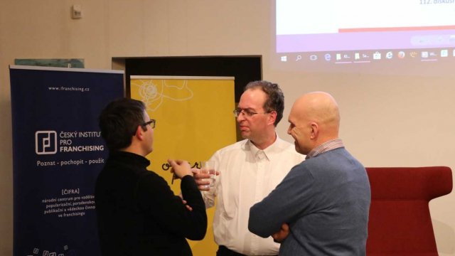 Opero Prague coworking event franchising