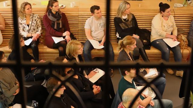 Opero coworking business club Prague Ferdinand Lefler workshop