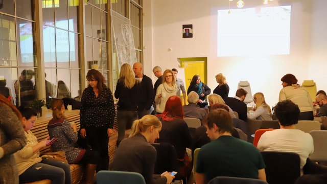 Opero coworking business club Praha Ferdinand Lefler workshop