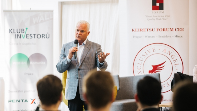 Randy Williams Premium Coworking Opero Prague Keiretsu Forum