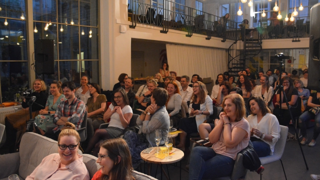 operitiv opero talkshow coworking praha business club