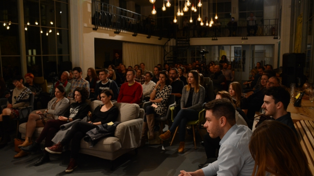 Opero events operitiv prague coworking talkshow