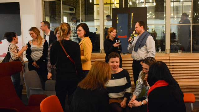 Opero operitiv talkshow prague coworking business networking