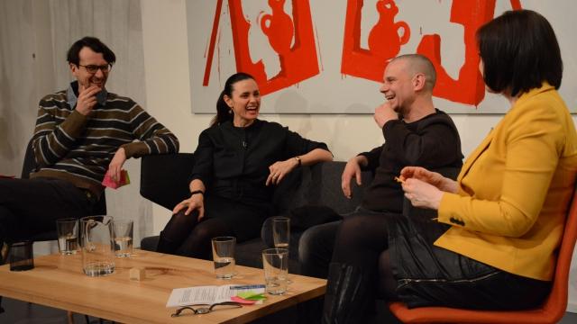 Opero operitiv talkshow prague coworking business Kintera Chaloupková